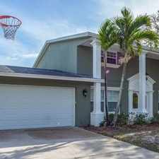 Rental info for Beautiful Two Story Spacious Home Located Close...