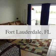 Rental info for 2 Bedrooms Apartment - Summer Lake On The Water. in the Fort Lauderdale area