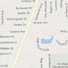 Rental info for Gorgeous Fort Myers, 3 Bedroom, 2 Bath. Single ... in the Cape Coral area