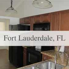 Rental info for Fort Lauderdale - Superb Apartment Nearby Fine ... in the Fort Lauderdale area