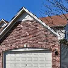 Rental info for You'll Love Living In This Stylish Home. Parkin... in the Joliet area