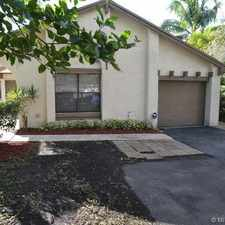 Rental info for 14831 Southwest 50th Terrace in the Kendall West area