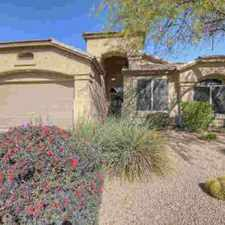 Rental info for 7368 E Overlook Drive Scottsdale Three BR, This charming home has