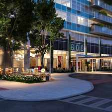 Rental info for 800 Tower City Club Apartments