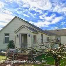 Rental info for 7123 SE 60th Ave in the Portland area