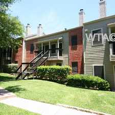 Rental info for 2809 W. WILLIAM CANNON in the Austin area