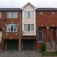 Rental info for 80 Acorn Place #83 in the Brampton area