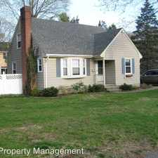 Rental info for 134 Metropolitan Park Dr in the East Providence area