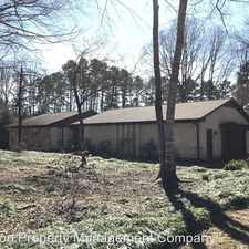 Rental info for 4701 Quail Ridge Dr in the Mint Hill area
