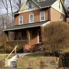 Rental info for 633 Convent Rd.