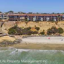 Rental info for 190 Del Mar Shores Terrace Unit 24 in the San Diego area