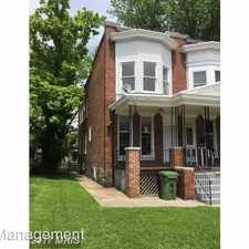 Rental info for 808 Cator Ave in the Baltimore area