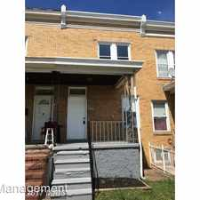 Rental info for 4150 Eierman Ave in the Baltimore area