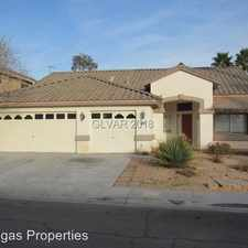 Rental info for 3738 Bombastic Ct in the Las Vegas area