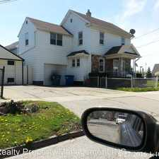 Rental info for 50 JAY ST. - 1 in the East Toledo area