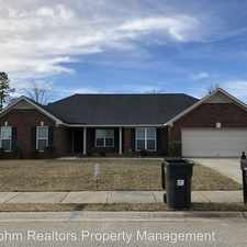 Rental info for 3489 Essex Place in the Augusta-Richmond County area