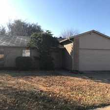 Rental info for 4212 Silverberry Avenue in the Fort Worth area