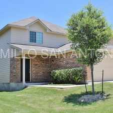 Rental info for Loma Bella - 5411 Shivalik Way, San Antonio, TX, 78228 in the San Antonio area