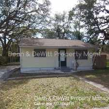 Rental info for 4716 10th Ave S in the St. Petersburg area