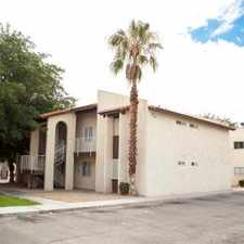 Rental info for CUTE 2 BR 2 BA APT FOR RENT in the Las Vegas area