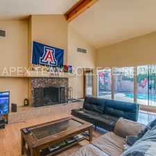 Rental info for POOL!! POOL!! Come see this Amazing 5 bed House, 1 Mile from UA CAMPUS in the Catalina Foothills area