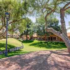 Rental info for Great Townhome in the Phoenix area