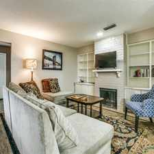 Rental info for Short Term Nicely Furnished in the Dallas area