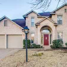 Rental info for 3509 Summer Trail Ct in the Arlington area