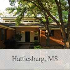 Rental info for Townhouse In Quiet Area, Spacious With Big Kitc... in the Hattiesburg area