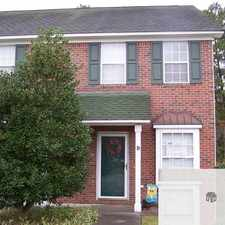 Rental info for Townhouse - Adorable 2 Bedroom, 2 1/2 Bath, Ove...