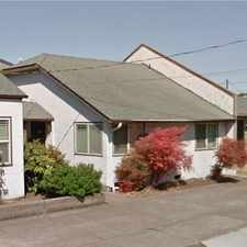 Rental info for Campus Duplex. 2 Bedroom, 1 Bath in the Eugene area