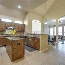 Rental info for House In Move In Condition In Allen in the Allen area