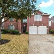 Rental info for Beautiful Home In New Territory With Open Floor... in the Sugar Land area