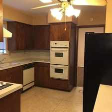 Rental info for House For Rent In Houston. Washer/Dryer Hookups! in the Houston area