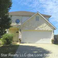 Rental info for 1112 Champion Dr. in the Round Rock area