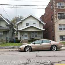 Rental info for 706 SPENCER - 1 in the South Side area