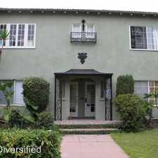 Rental info for 227 South Gale Drive 1 in the Los Angeles area