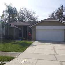 Rental info for 12003 Fruitwood Drive in the Riverview area