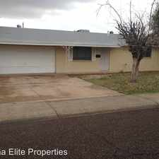 Rental info for 3547 W. Las Palmaritas in the Phoenix area