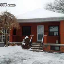Rental info for 1750 3 bedroom House in Toronto Area North York in the Rustic area
