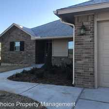 Rental info for 4513 Wagner Lake Drive