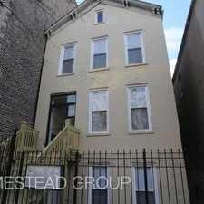 Rental info for 1317 W. 19th Apt CH1 in the Pilsen area