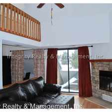 Rental info for 5250 S Huron Way Unit 11-309 in the Denver area