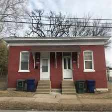 Rental info for 2156 Forest Ave in the St. Louis area