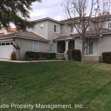 Rental info for 7158 Twinspur Ct in the Eastvale area