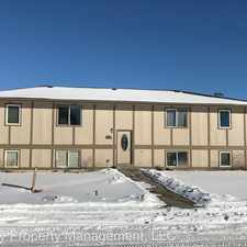 Rental info for 2209 S Emerson in the Gillette area