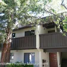 Rental info for 999 W Evelyn Terrace #32 in the San Jose area