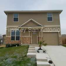 Rental info for 6630 Woodstock Drive in the San Antonio area