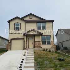 Rental info for 6718 Tehama Gate in the San Antonio area