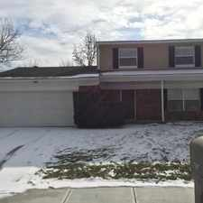 Rental info for 10307 Kiowa Drive in the Indianapolis area